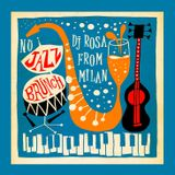 DJ Rosa from Milan - Nu Jazz Brunch