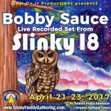 Bobby Sauce - Slinky 18 Live - April 2017