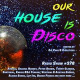 Our House is Disco #378 from 2019-03-22