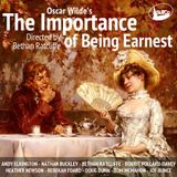 THREE: The Importance Of Being Earnest (Pt. 1) by Oscar Wilde