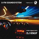 U-FM Soundsystem every friday with DJ KNUF #2