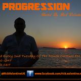Rick Valentine Pres. PROGRESSION 032 With Guest Noir 16-03-2009