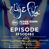 Aly and Fila - Future Sound Of Egypt 483