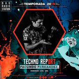 Techno Report - Episodio 050 [DJ Fuck - Old Techno Session 100% Vinyl] (07/04/2019)