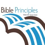 1 Corinthians Principle 18 - Maintaining Priorities