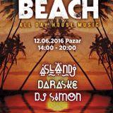 Aslandj @ We love the beach (Konyaaltı beachpark) 12.06.16