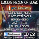 Idacio's Realm Of Music 4year Anniversary guest mix Oliver Petkovski @ Digitally Imported (02.20.13)