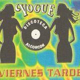 Jose @ Vogue, Alcorcon, Madrid (1997)