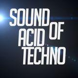 My Acid Playground - 3 Deck Acid Techno mix 08.07.18