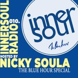 InnerSoul Radio Episode 010 (The Blue Hour Special) with Nicky Soula