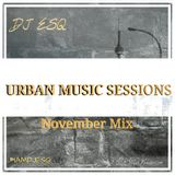 Urban Music Sessions - Nov.2017 ep.10