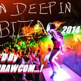 Raw Deep In Ibiza 2014  - Mix'd By Dj Urawcom.