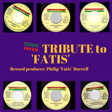 Fatis Burrell (XTM) Tribute - Reggae Lover Podcast 76
