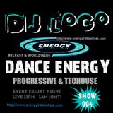 DJ Logo Dance Energy Radio week 4 (14/08/2015) Listen Again