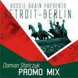 Damian Stańczyk Detroit - Berlin promo mix