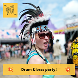 Drum & Bass Party sur Radio Dour ! - Emission du 29 juin 2017