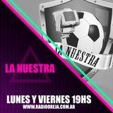 LA NUESTRA - 001 - 14-10-16 - LUNES Y VIERNES DE 19 A 21 HS POR WWW.RADIOOREJA.COM.AR