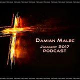 Damian Malec - January 2017 PODCAST