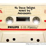 Nu Disco Delight (Live DJ mix)