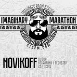 Imaginary Marathon. Day1. Dj Novikoff live @ www.87bpm.com