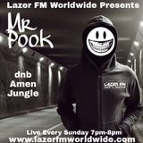 Amen>Jungle/dnb - Mr Pook - Lazer FM - 6th Jan 2019