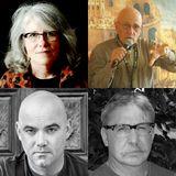 L'Ouest le vrai— Philipp Meyer, Dan O'Brien, Kim Zupan, Marie-Hélène Fraisse.
