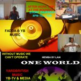 HOTTER DAN HOT DIS YEAR DA-MIX - 4TH april 2012 - FADDA B YB MUSIC