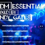 Andy Gates pres. EDM Essentials (2012) Mix
