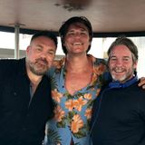 Seb Fontaine, Phil Drummond and Tred Benedict recorded live at Bikini Beach Jan 2017