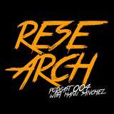 Research Radio Show 004 | Podcast with Manu Sanchez (Vicious Radio)