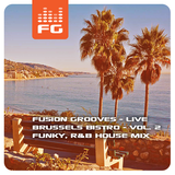 Fusion Grooves - Funky, R&B House Mix (Live Set - Swerve At Brussels Vol. 2)