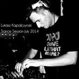 Lukasz Kapalczynski Pres. Trance Session July
