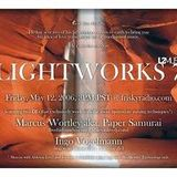 Paper Samurai - Ingo Vogelmann's Lightworks 7 on Frisky radio 15-05-2006