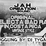 JAH CREATION ORIGINAL BAD RAS IN COSTA RICA & DJ TYGAH - VINTAGE STYLE LIVE AT VOICE OVER RADIO CR