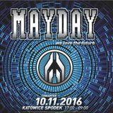 Larix - Live @ Mayday Poland 2016 (We Love the Future) Full Set