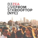 DJ ZEA Live from STK Rooftop NYC