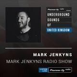 Mark Jenkyns - Mark Jenkyns Radio Show #001 (Underground Sounds of UK)
