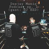 Podcast (pilot) met gast EZD - Hip Hop - R&B