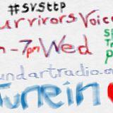 Survivors Voices, Speaking Truth To Power.