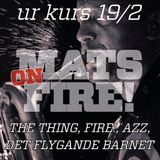 Ur Kurs Radio Show with Mats Gustafsson, Fire Orchestra, 150219 (in swedish)