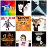 """JULIE L 10TH SEPTEMBER 2017 """"DANCE THROUGH THE MOVIES"""" - SHOW 36"""