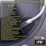 Good Old Nyanza Dayz CD 2