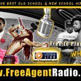 Freeagentradio.com Week 2