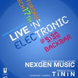 Live N Tronic set @ 9:30 Club/Backbar (DC)