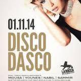 dj Nabil @ La Rocca - Disco Dasco 01-11-2014 p2