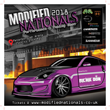 Modified Nationals 2018 - Promo Mix