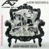 Andres Gette - JITM Sessions - (Deep House 2016)