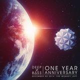 Rob Noble - Live @ DEEP N BASS 1 Year Anniversary (2am-3am)