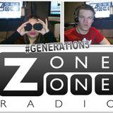 Brand new UK entertainment show - Generation 3 - Zoneone Radio (22/03/2013)