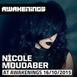 Nicole Moudaber live @ Awakenings presents Carl Cox & Friends Special (ADE 2015) - 16-10-2015